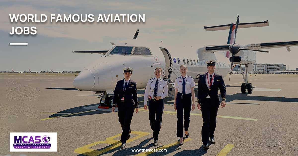 World Famous Aviation Jobs